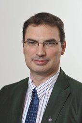 Schriftführer Gregor Brinckmann