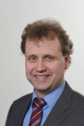 3. Vorsitzender - Schatzmeister Björn Parey